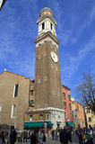 Venice tower Royalty Free Stock Photography