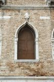 Venice traditional window Royalty Free Stock Image