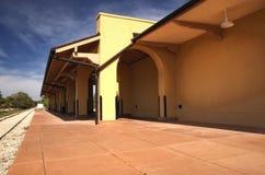 Venice trail depot, Florida Stock Image