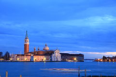 Venice at twilight Royalty Free Stock Images