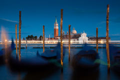 Venice at Twilight Royalty Free Stock Photo