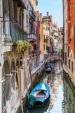 Venice. Urban canal Stock Image