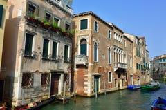 Venice urban life Stock Images