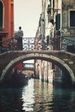 Venice veneto venetian venezia vintage gondola italia. Venice veneto venetian venezia vintage gondola, italia Royalty Free Stock Photos