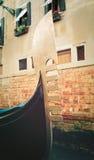 Venice veneto venetian venezia vintage gondola italia. Venice veneto venetian venezia vintage gondola,  italia Royalty Free Stock Images