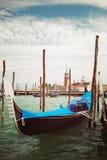 Venice veneto venetian venezia vintage gondola italia. Venice veneto venetian venezia vintage gondola Royalty Free Stock Images