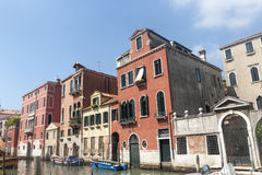 Venice (Venezia), canal Royalty Free Stock Photography