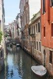 Venice (Venezia), canal Stock Photography