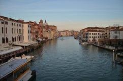 Venice. Venezia, Canal grande Stock Images