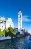 Venice view Stock Photos