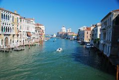 Venice view Royalty Free Stock Photography