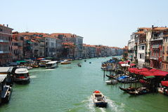 Venice view Stock Photography