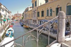 Venice view Royalty Free Stock Photo