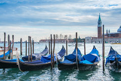 Venice view on a bright summer day Stock Image