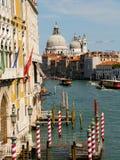 Canal Grande Venice Italy Stock Photography