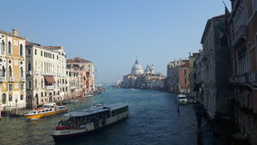 Venice. View of venice from grand canal Stock Photography