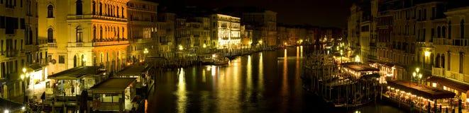 Venice (view from Rialto bridge) Royalty Free Stock Photo