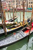Venice, View from Rialto Bridge. Royalty Free Stock Photography