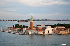Venice. View of Venice from Saint marks campanile, Venice, Italy Stock Photography