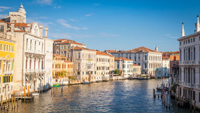 Venice view at sunrise Stock Photography