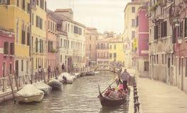 Venice vintage effect Royalty Free Stock Photos