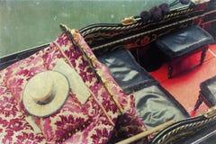 Venice - vintage photo Royalty Free Stock Photography