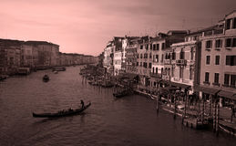 Venice Włoch. zdjęcie stock