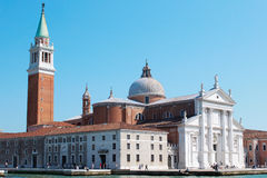Venice from water Royalty Free Stock Photography