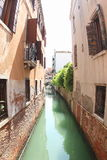 Venice Water Channel Stock Image