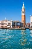 Venice waterfront. Italy Stock Photography