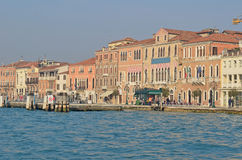 Venice Waterfront Stock Photos