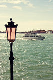 Venice waterscape Royalty Free Stock Photos