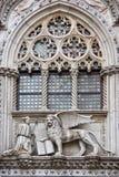 Venice window. Royalty Free Stock Image