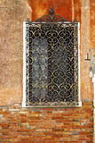 Venice, window, architectural detail Royalty Free Stock Image
