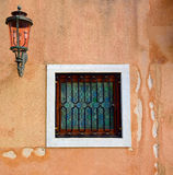 Venice window Royalty Free Stock Images