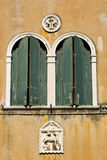 Venice windows Stock Photography