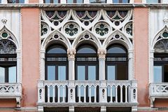 Venice windows Stock Images