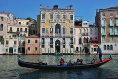 Venicean都市风景 库存照片