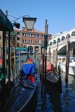 Venicean cityscape Royalty Free Stock Image