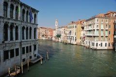 Venicean-Stadtbild Stockbild