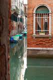 A Venicen back street Royalty Free Stock Photography