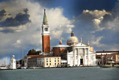 VeniceTower Stockfoto
