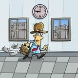 Venido tarde libre illustration
