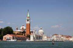 Venise - basilique de San Giorgio Maggiore. photo stock