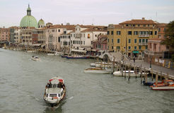 Venise canal Royalty Free Stock Photo