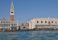 Venise, Canale grand Image libre de droits
