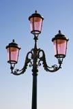 Venise de allumage publique Photo libre de droits