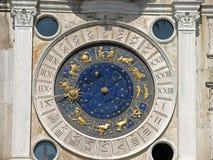 Venise, dell?Orologio de Torre Photographie stock libre de droits