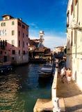 Venise en été Photographie stock