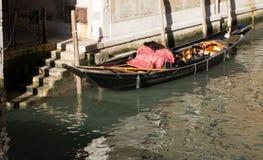 Venise et le festival de cinéma Le masque Photographie stock libre de droits